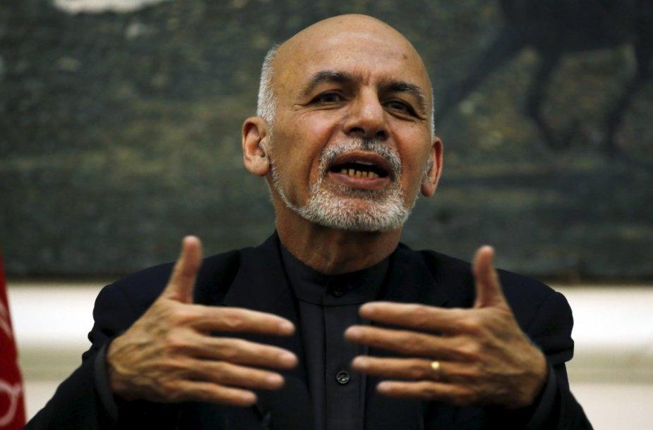 Asharafas Ghani