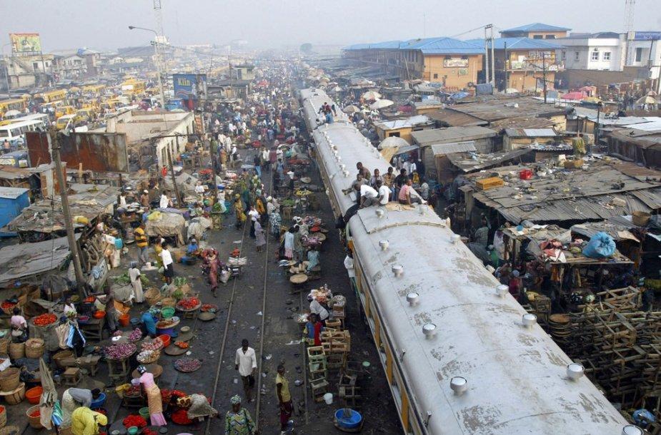 Lagosas, Nigerija