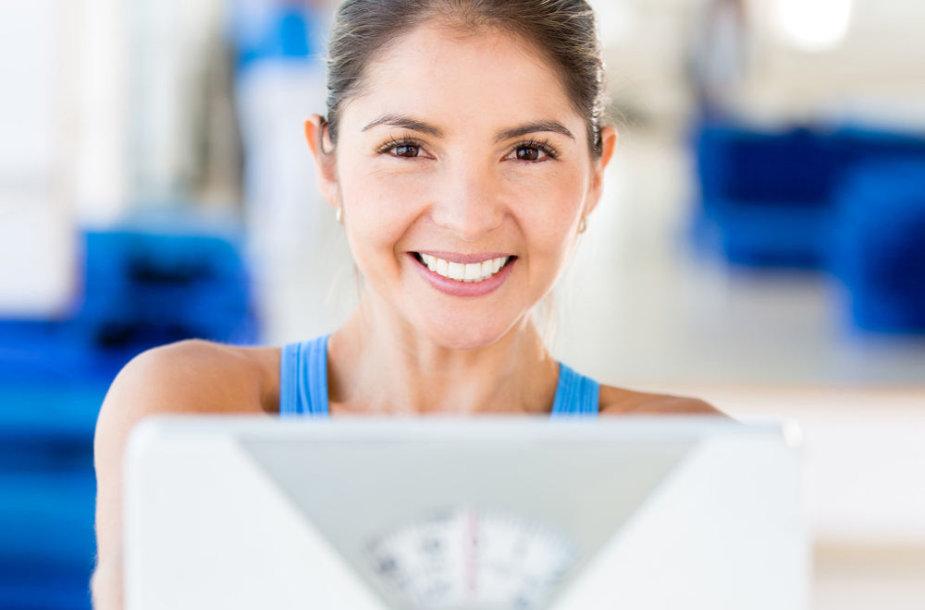 Kaip amžius ir hormonai veikia svorį?