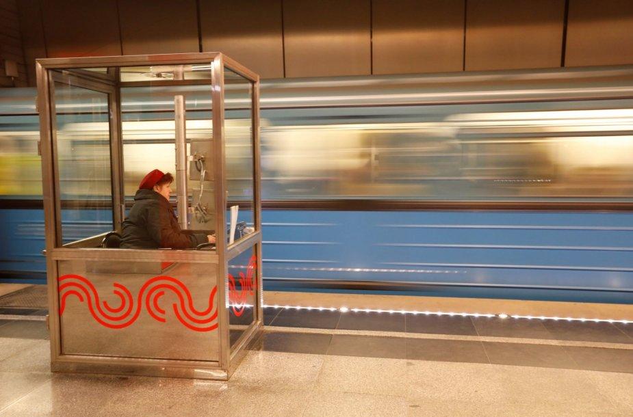 Maskvos metro