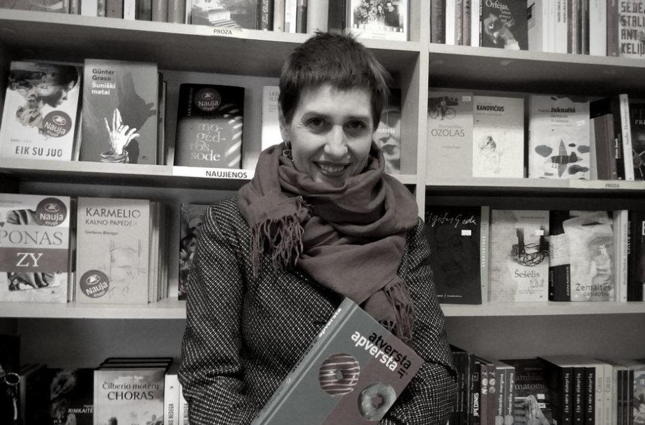 Rašytoja Eglė Gudonytė