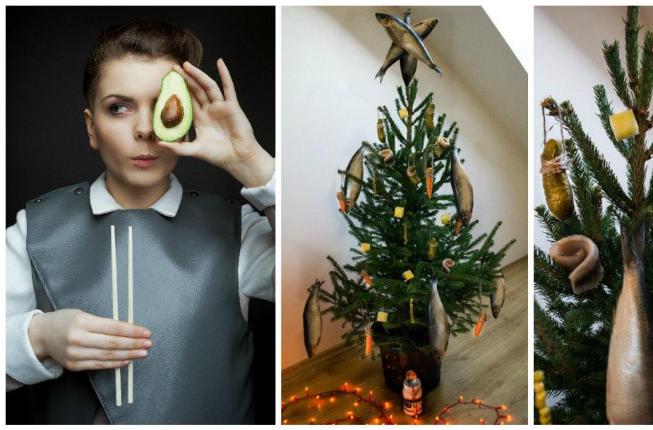 Jolitos Vaitkutės Kalėdų eglė