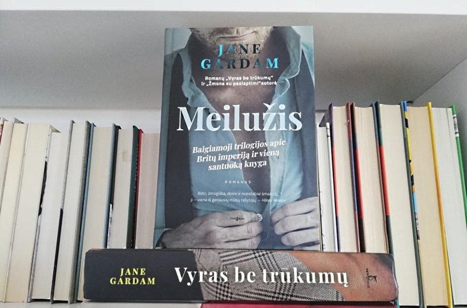"""Jane Gardam knyga """"Meilužis"""""""