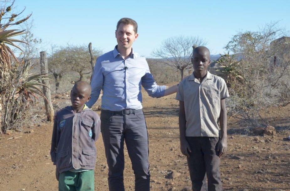 UNICEF gerumo misijos Svazilande dalyvių įspūdžiai
