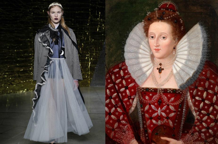Savaitės tonas: karalaitės ir karalienės