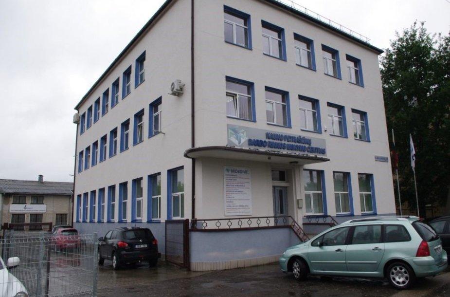 Profesinio mokymo centro pastatas, R.Kalantos g. 19, Kaune
