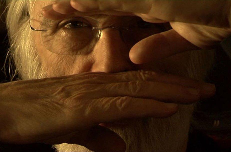 """Filmas """"Michaelis Hanekė. Profesija: režisierius"""""""