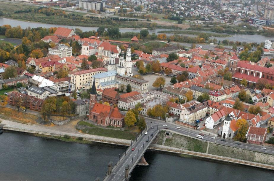 Kauno panorama