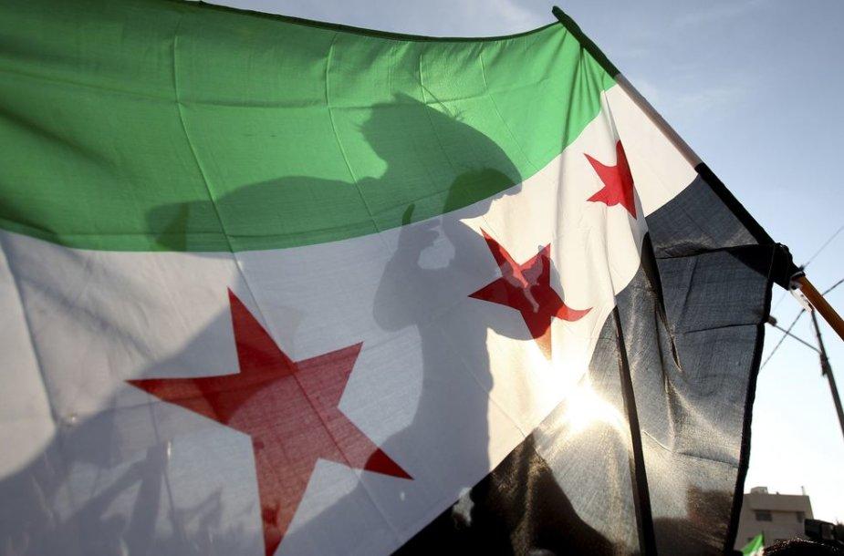 Sirijos vėliava