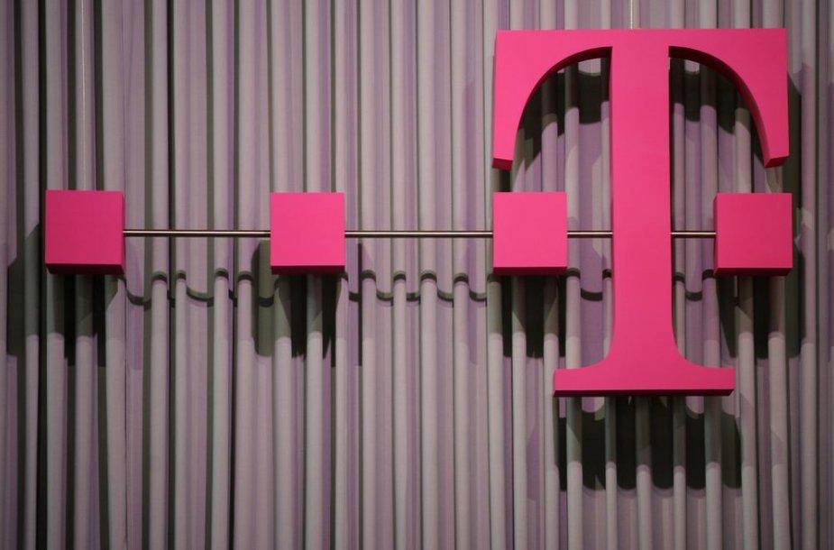 """""""Deutsche Telekom"""" logotipas"""