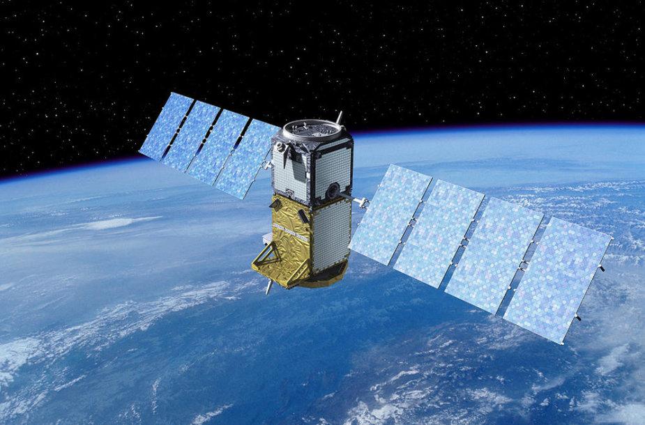 GPS sistemos palydovas