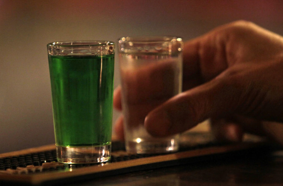 Europai kelia nerimą stiprieji gėrimai iš Čekijos