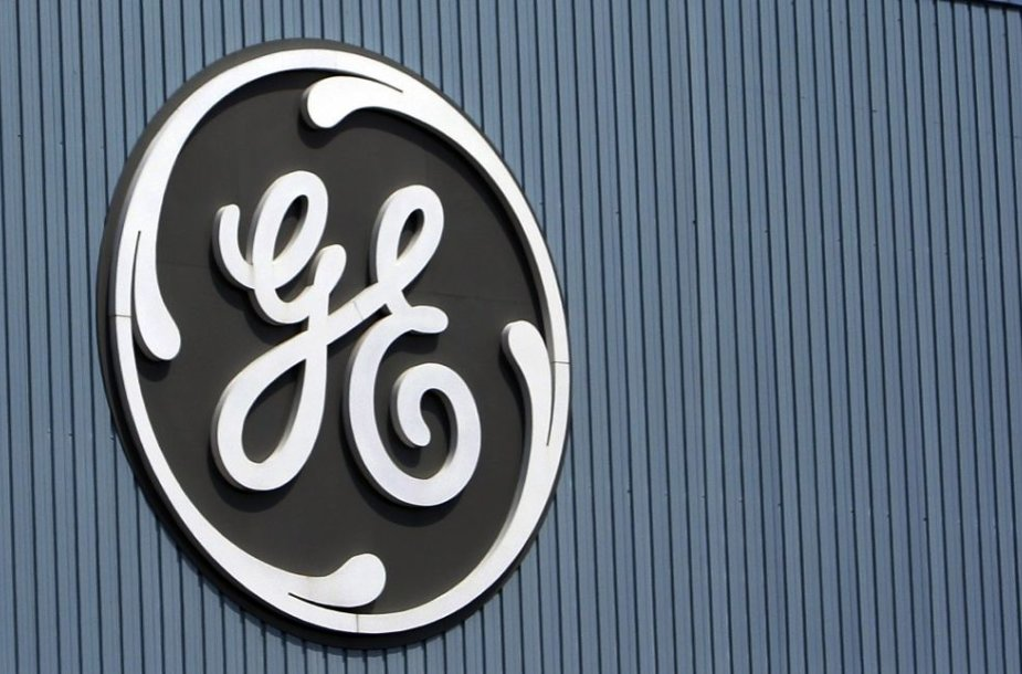 """General Electric"" logotipas"