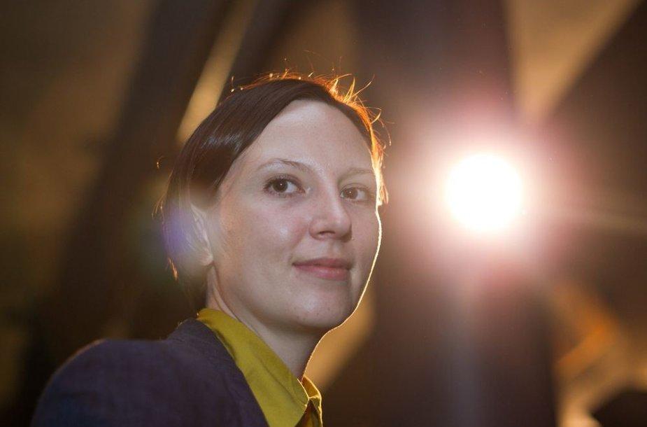 Lina Kaminskaitė-Jančorienė