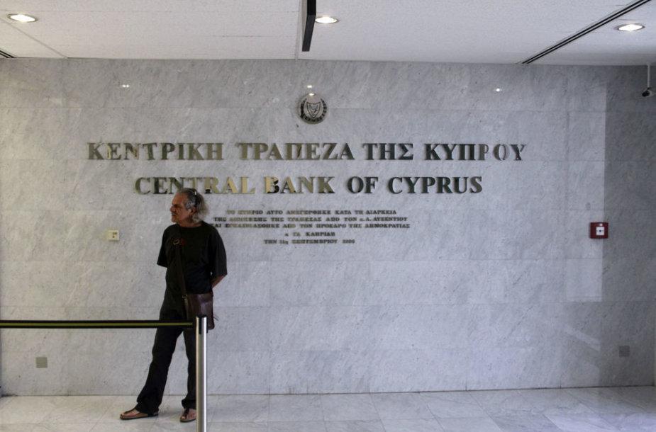 """Kipro bankas """"Bank of Cyprus"""""""