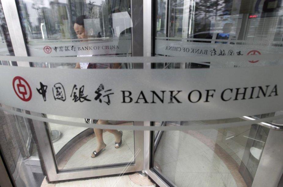 Kinijos bankas