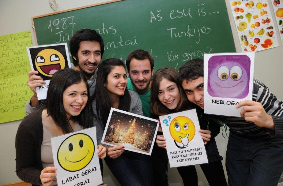 Klaipėdos universitetą pamėgo vis daugiau studentų iš užsienio.