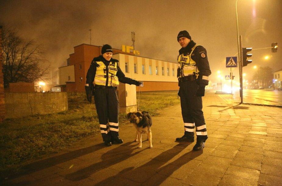 Incidentas Klaipėdoje