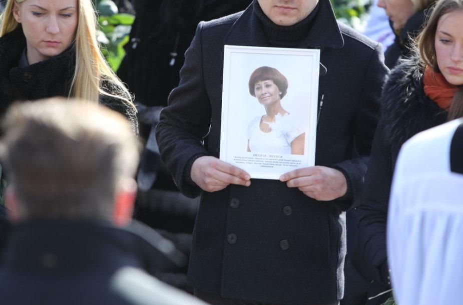 I.Matijošaitienės laidotuvės