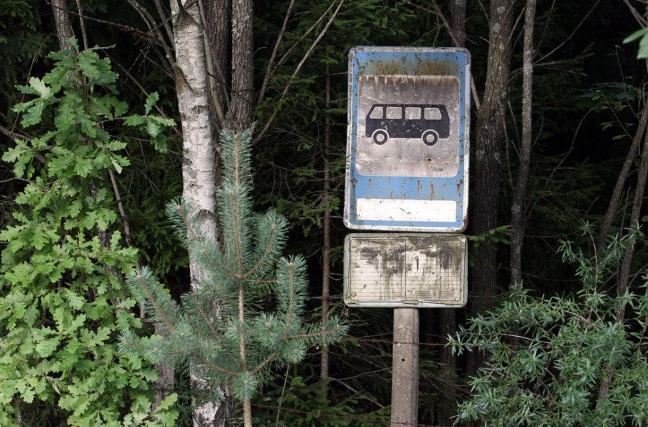 Autobusų stotelė