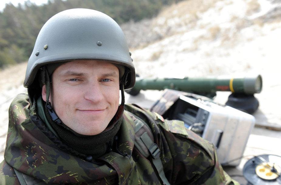 Vyr. srž. Vytautas Lionas