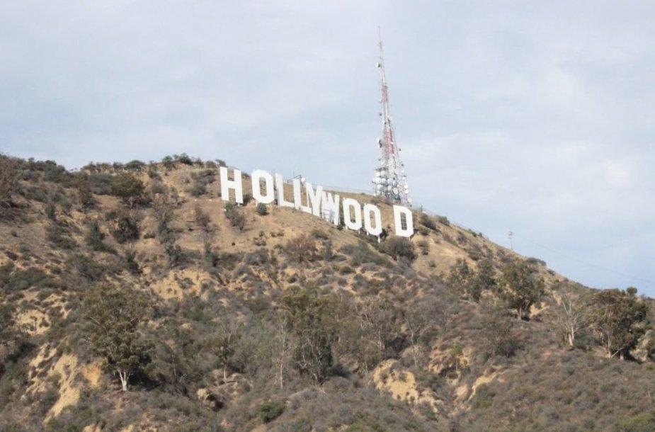 Žymusis Holivudo ženklas