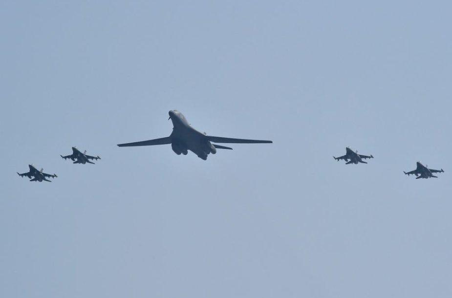 """Bombonešiai """"B-1B Lancers"""""""
