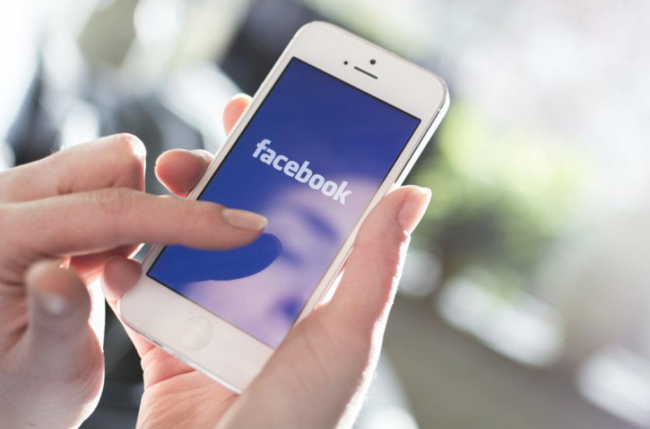 """""""Facebook'as"""""""