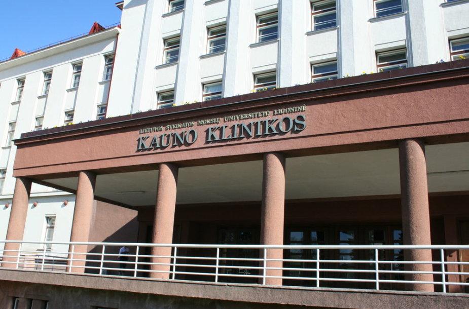 LSMU ligoninė Kauno klinikos