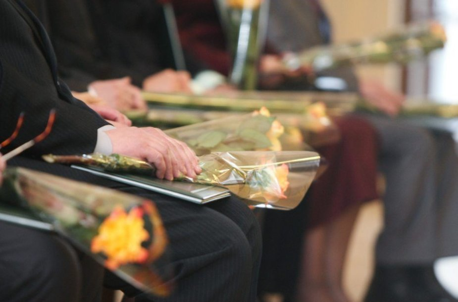 Lietuvos mokslo premijų laureatų apdovanojimų ceremonija