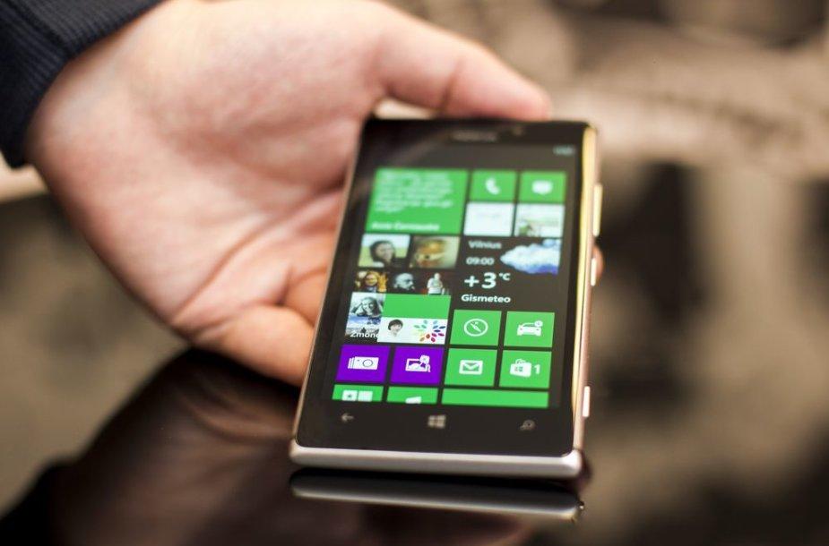 "Išmanusis telefonas ""Nokia Lumia 925"""