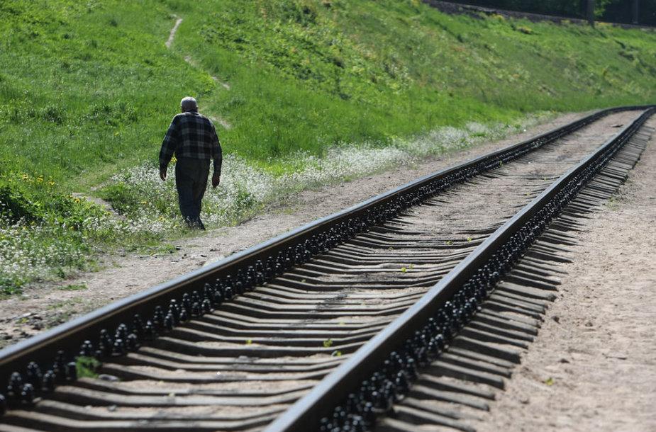 Tunelio po geležinkeliu kol kas neplanuojama statyti