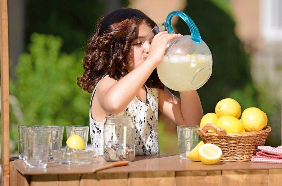 Gaivieji gėrimai vaikams
