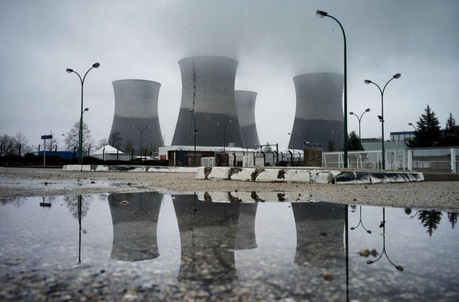 Daugelis Prancūzijos atominių reaktorių jau gerokai pasenę
