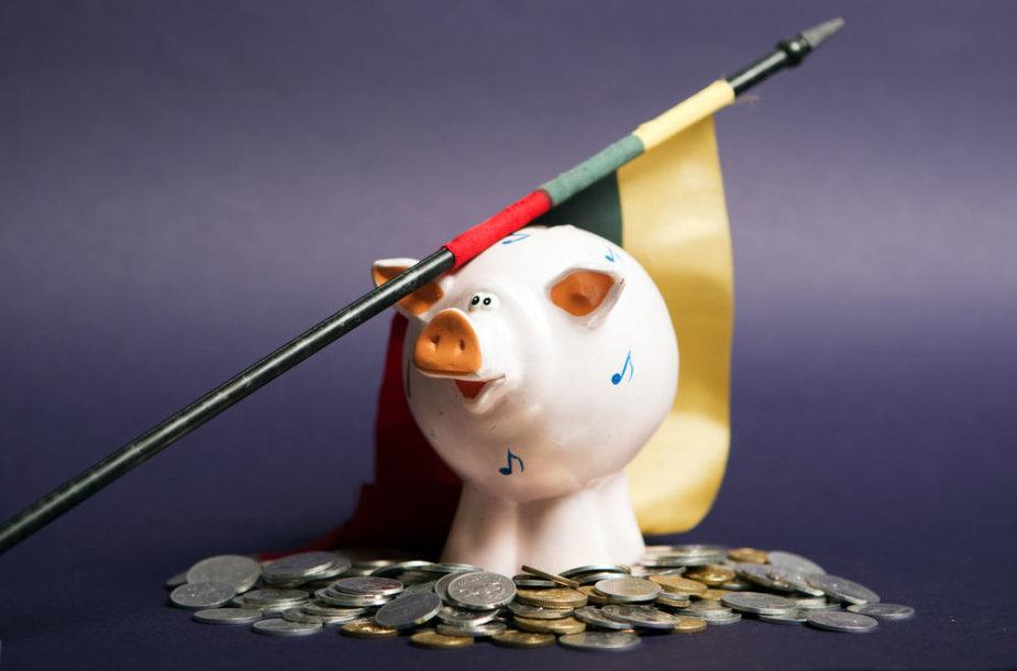 Lietuvos BVP vienam gyventojui siekia 66 proc. ES vidurkio
