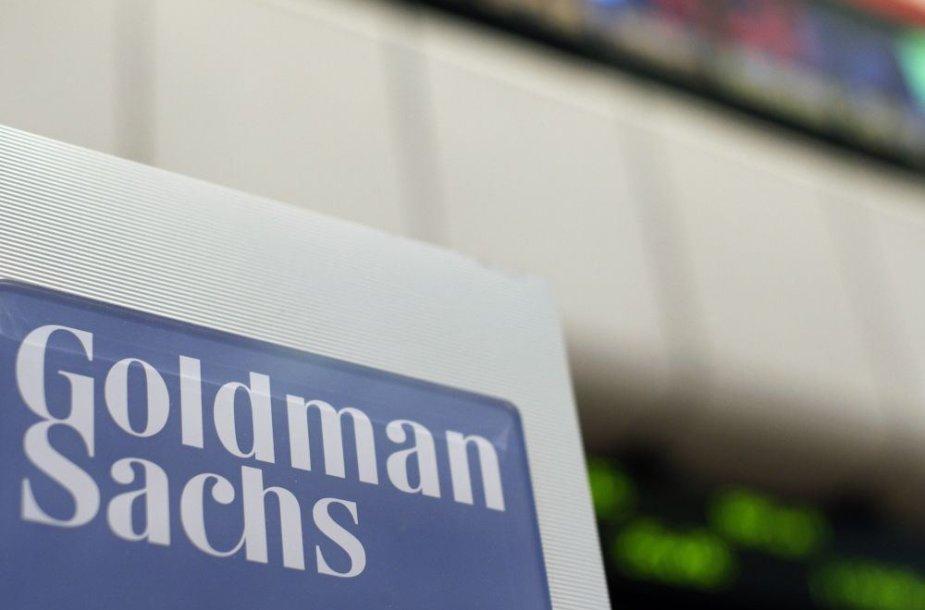 """""""Goldman Sachs"""""""