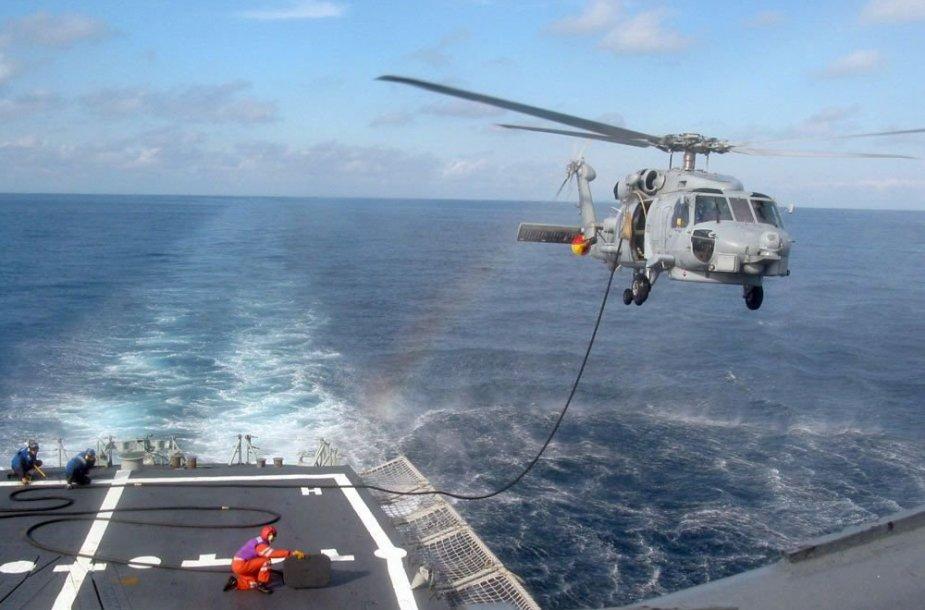 Sraigtasparnis Ispanijoje