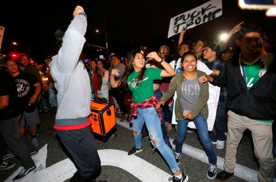 Protestas Kalifornijoje