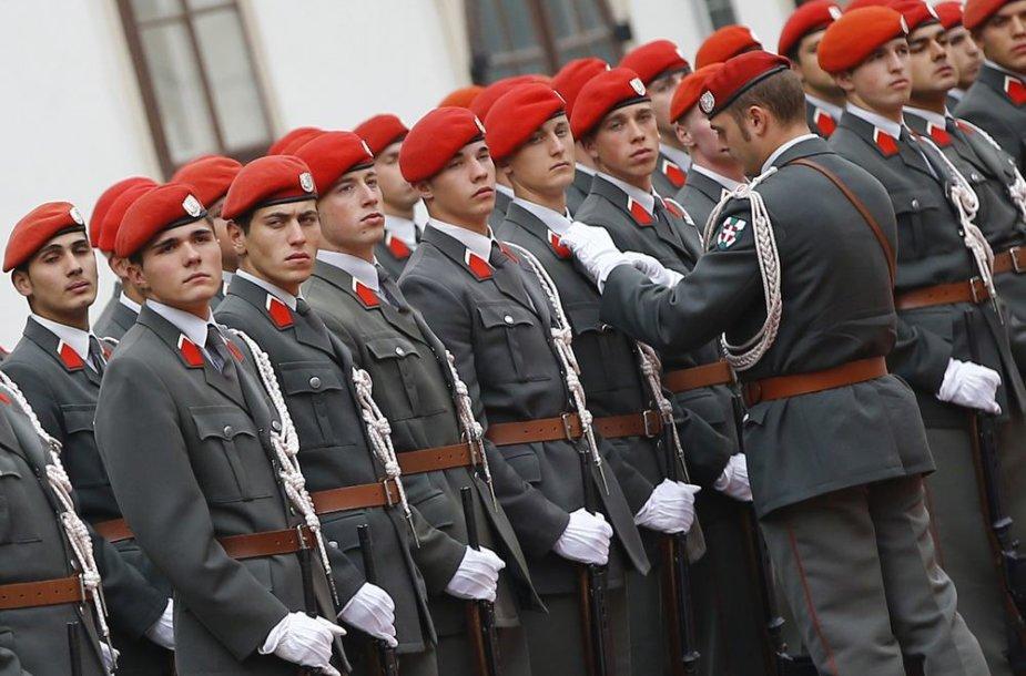 Austrijos kariai