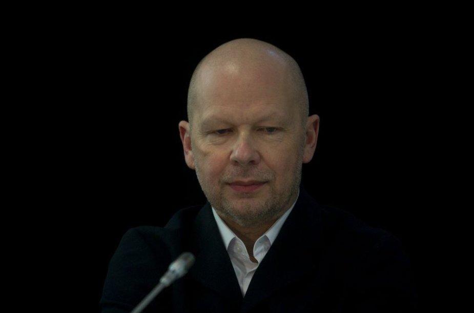 Rolandas Palekas, architektas
