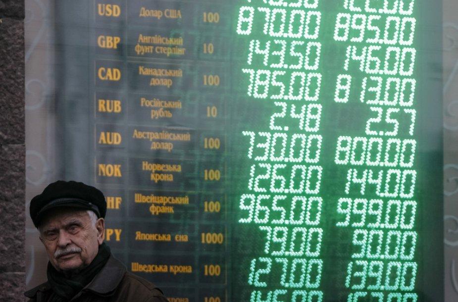 Valiutos keitykla Kijeve