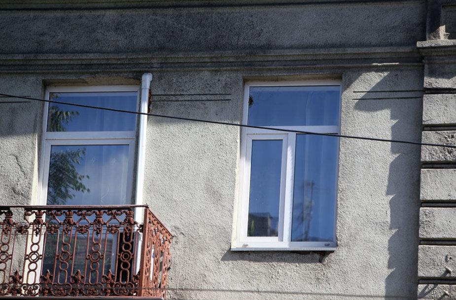 Namas Šv.Gertrūdos gatvėje