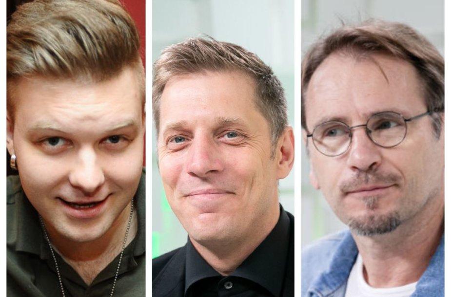 Lietuvių atlikėjai