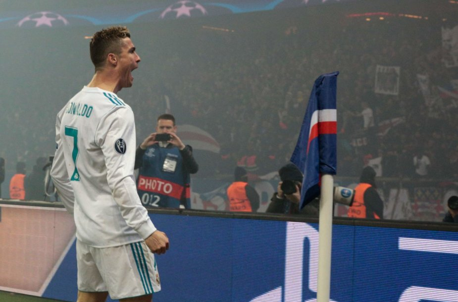 """Paris Saint-Germain"" – Madrido ""Real"""