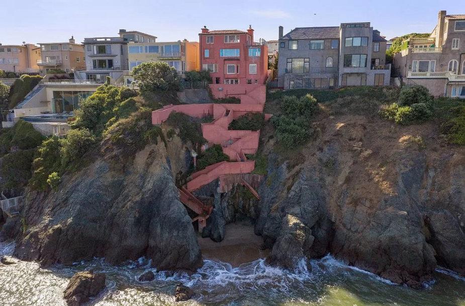 San Fransiske parduodamas namas