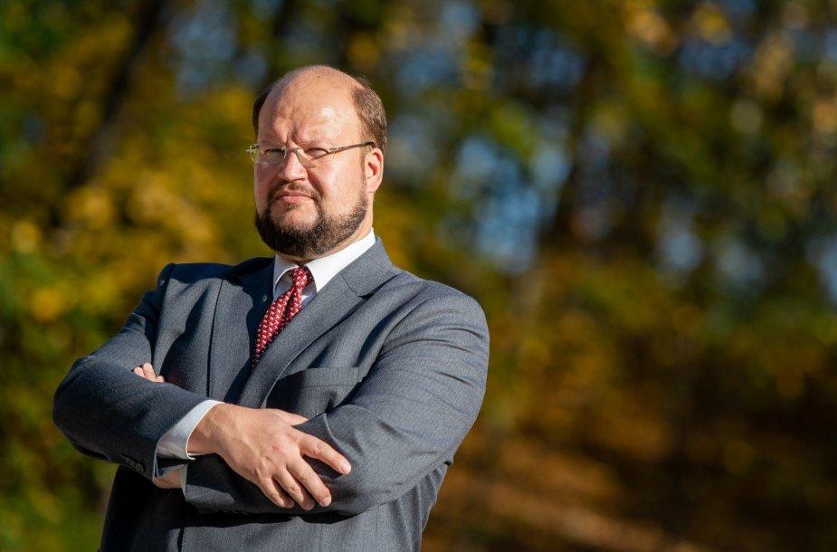 Psichikos sveikatos centro vadovas psichiatras Martynas Marcinkevičius