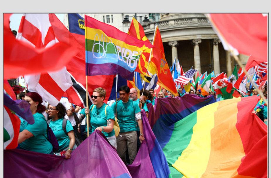LGBT paradas Londone