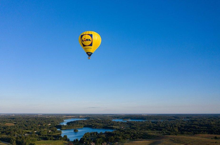 """""""LIDL"""" oro balionas"""
