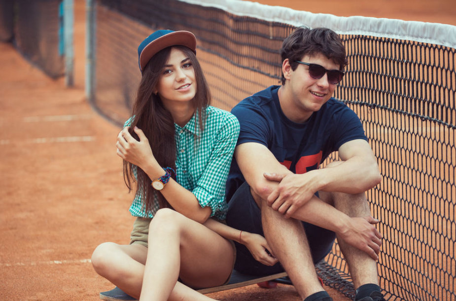 Jaunimas / Shutterstock nuotr.