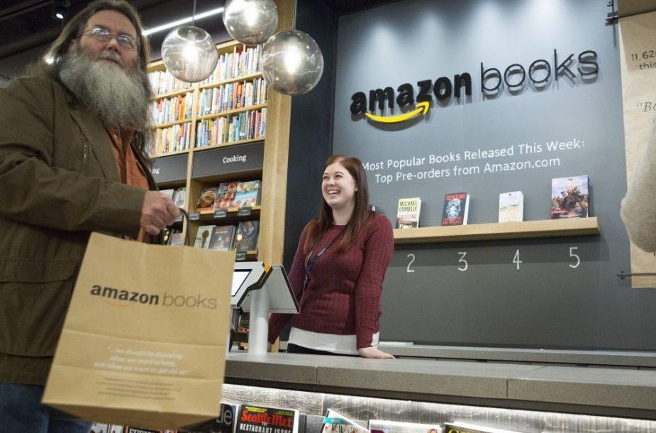"""Amazon"" knygynas"
